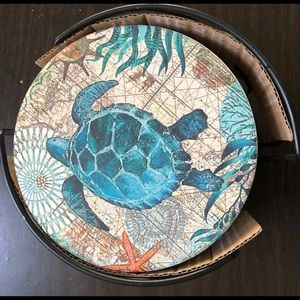 Sea Inspired Coasters